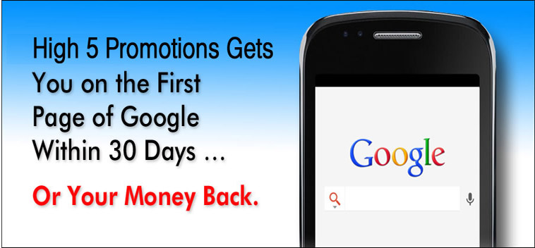 Google-Guarantee-High-5-Promotions