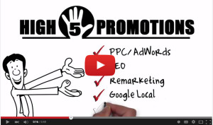 High 5 Promotions Internet Marketing Video Internet Marketing Case Studies